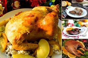 Горячие блюда на новый год рецепты с фото