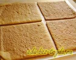 Торт медовый домашний 8 шаг