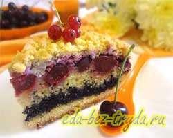 Пляцок торт
