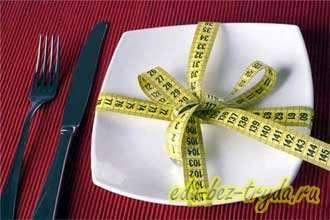 Пять правил успешной диеты