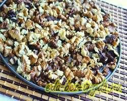 Грецкие орехи для шоколадных конфет