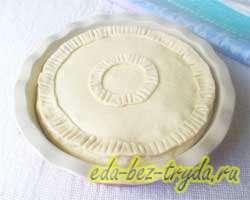 Мясной пирог фото 7