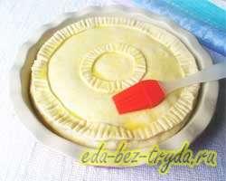Мясной пирог фото 8