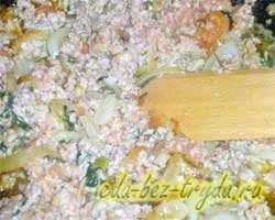 Мясной пирог фото 4