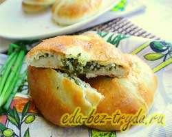 Пирожки рецепт с фото 12