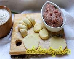 Пельмени в горшочках рецепт с фото 1