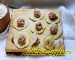 Пельмени в горшочках рецепт с фото 2