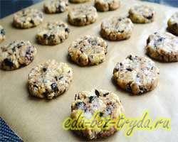 Овсяное печенье рецепт 10 шаг