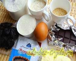 как приготовить Овсяное печенье рецепт