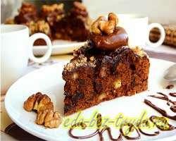 Шоколадный торт 17 шаг