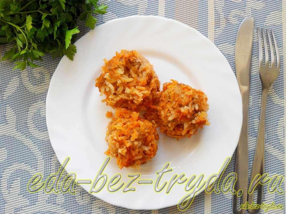 Тефтели в томатном соусе рецепт с фото