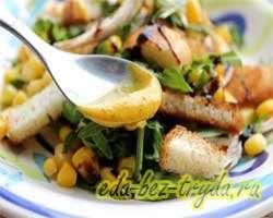 Салат с курицей 4 шаг
