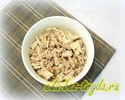 Коктейльный салат 4 шаг