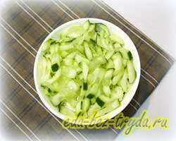 Коктейльный салат 8 шаг