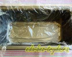 Домашние шоколадные плитки 1 шаг