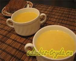 Суп пюре из сельдерея 11 шаг