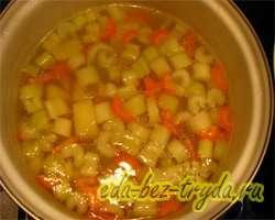 Суп пюре из сельдерея 7 шаг
