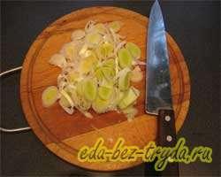 Суп пюре из сельдерея 1 шаг