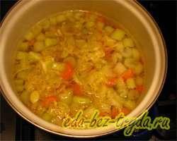 Суп пюре из сельдерея 8 шаг
