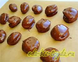 Курага в шоколаде 9 шаг