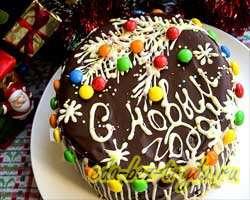 Бисквитный торт 27 шаг