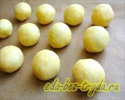 Песочное печенье 9 шаг