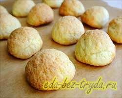 Песочное печенье 10 шаг