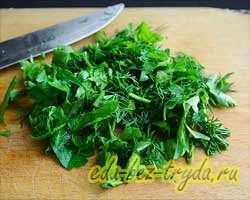 Салат на завтрак 2 шаг