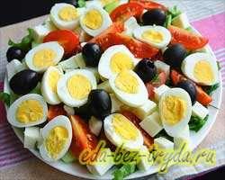 Салат на завтрак 8 шаг