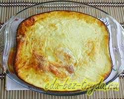 Картофельная запеканка с фаршем 15 шаг