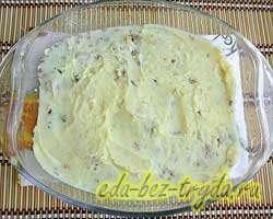 Картофельная запеканка с фаршем 11 шаг