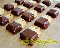 Печенье чайные пакетики 15 шаг