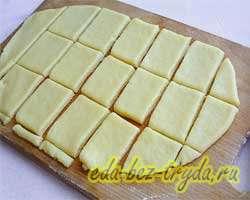Печенье чайные пакетики 8 шаг