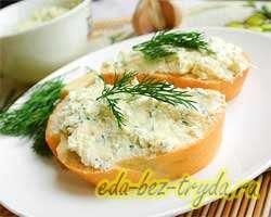 Салат из плавленных сырков 6 шаг