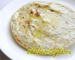 Хычины с картошкой и сыром 14 шаг