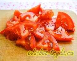 Салат с вареной говядиной 6 шаг