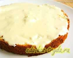 Торт бисквитный 12 шаг
