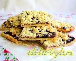 Венское печенье 10 шаг