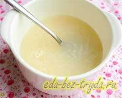 Творожно-сырный пирог 2 шаг