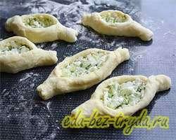 Мини-хачапури 10 шаг