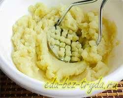 Картофельные ньокки 1 шаг