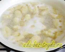 Картофельные ньокки 13 шаг