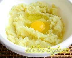 Картофельные ньокки 2 шаг