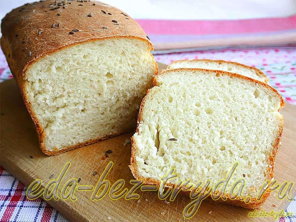 Картофельный хлеб рецепт с фото