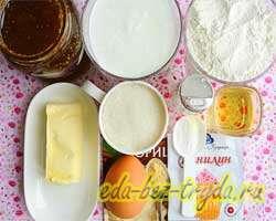 как приготовить Пирог на простокваше