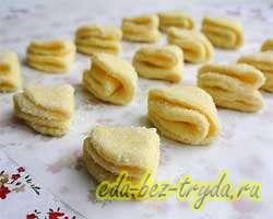 Печенье конвертики 10 шаг