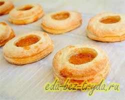 Печенье с джемом 10 шаг