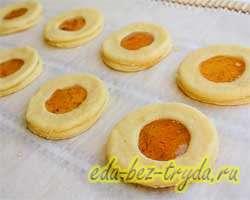 Печенье с джемом 9 шаг