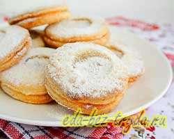 Печенье с джемом 11 шаг