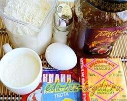 как приготовить Песочное печенье с джемом